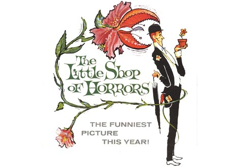 The Little Shop of Horrors, Roger Corman