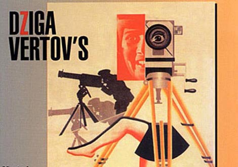 Man with the Movie Camera, Dziga Vertov