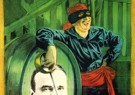 The Mark of Zorro, Fred Niblo