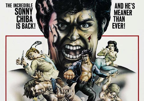 Sonny Chiba, Return of The Street Fighter