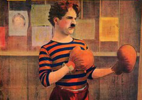 The Champion, Charles Chaplin