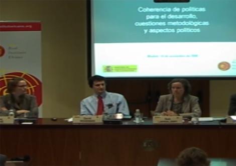 """""""Coherencia de políticas para el desarrollo: cuestiones metodológicas y aspectos políticos"""""""