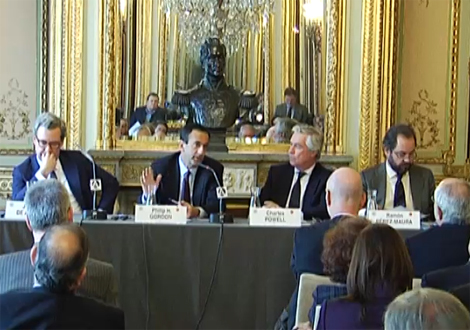 Conferencia NATO: a Modern, Flexible and Global Security Alliance