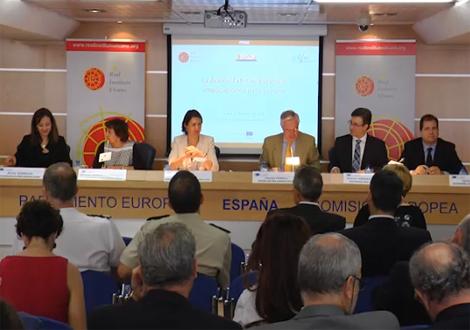 """Mesa redonda """"La Acción Exterior Europea: implicaciones para España"""""""