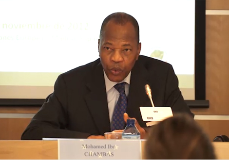 Presentación 7ª Cumbre del grupo de países ACP