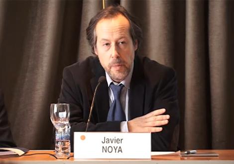 """Presentación del libro """"Los españoles ante un mundo en cambio"""", de Javier Noya"""