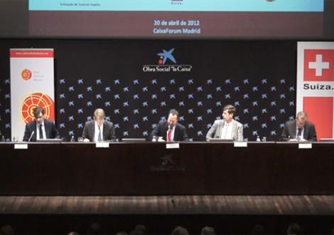 """Seminario: """"Estabilidad presupuestaria: la experiencia suiza y la española"""""""